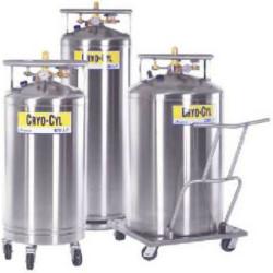 Liquid Nitrogen Dura 130lts