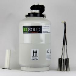 Liquid Nitrogen Dewar 10ltrs