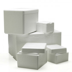 Styrofoam Box 62x42x32 cm - 25 Kg