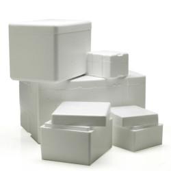 Styrofoam Box 50x40x20 cm 10 Kg New